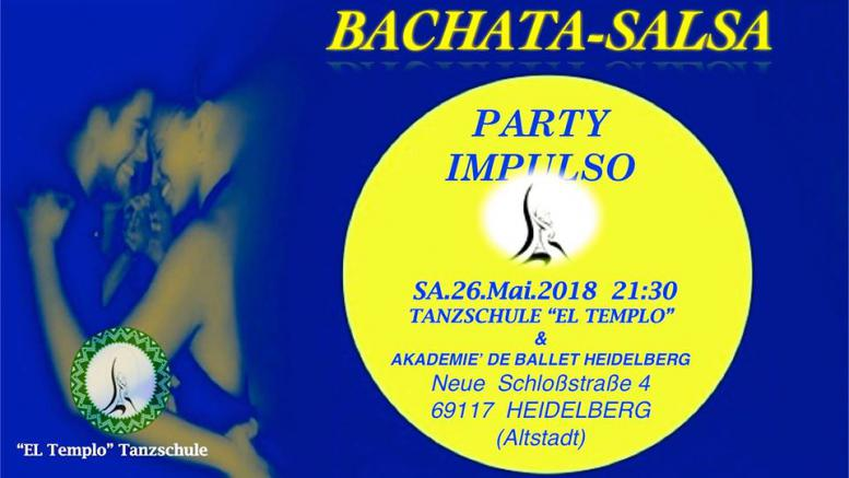 Bachata & Salsa Party